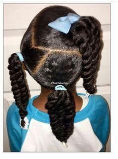 lil girl classic hair