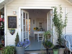 Garage And Shed Backyard Cottages Design, Pictures, Remodel, Decor and Ideas - page 9