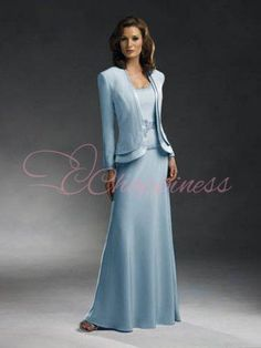 Wedding Dresses Mother of the Bride Dress Style #