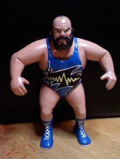 Bigdaddymunroe's WWF LJN 80's Custom Earthquake Wrestling Figure | eBay