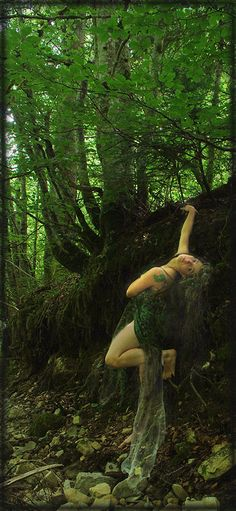 Dryad by ~E-Corpse