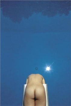 Swimming Pool - Franco Fontana