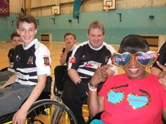 Supporting Dynamite Wheel Chair Rugby club in Gravesend/