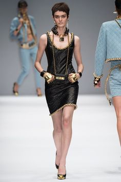 Moschino | Fall 2014 Ready-to-Wear Collection | Style.com