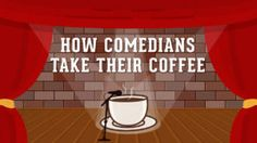 Is coffee good for you? Is coffee bad for your health? We have the answers, and we checked the coffee facts. Coffee Good For You, I Love Coffee, Best Coffee Mugs, Hot Coffee, Coffee Facts, Unbelievable Facts, Comedians