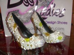 GEM - Custom Wedding Prom Club Shoe