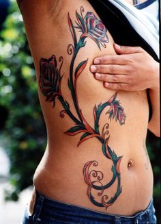 New-School Tattoo Galleries | Looking for unique New School tattoos Tattoos? Roses