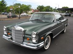 1969 Mercedes-Benz 280SE Opera Coupe