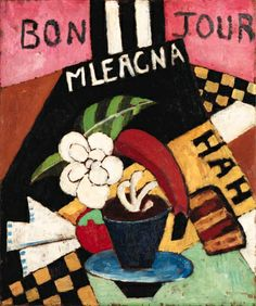 Marsden Hartley, A Nice Time