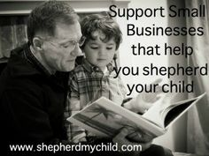 Here are some great small businesses that have created phenomenal products to shepherd little ones!