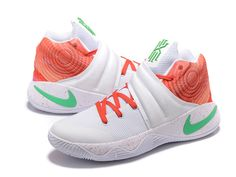half off d85d8 2647c Nike Kyrie 2 MVP Mens Basketball Shoes White orange, cheap Nike Kyrie If  you want to look Nike Kyrie 2 MVP Mens Basketball Shoes White orange, ...