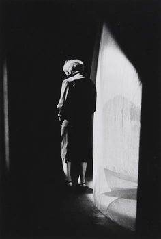 I love this feeling of looking off almost as if the photographer is completely non existent Edith Piaf, 1961