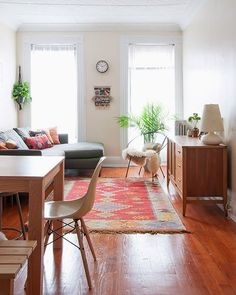 design sponge living rooms | Found on caro-inspiration.blogspot.fr