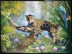 diy diamond painting Leopard cross stitch Full square Rhinestone diamond Mosaic embroidery Animals Needlework Home decor Wildlife Paintings, Wildlife Art, Animal Paintings, Animal Drawings, Large Animals, Animals And Pets, Cute Animals, Big Cats Art, Cat Art