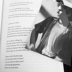 James Franco's poem about River Phoenix