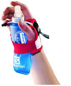 Water Gloves — Hydration on your hands? That's the premise of the Sense Hydro S-Lab Set from Salomon, which are made for runners tired of carrying bottles or wearing a hydration backpack for water. The gloves position small, flexible bottles under each palm, allowing you to run and sip with less bouncing and sloshing until the hand-positioned H20 is drained.