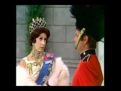 The Carol Burnett Show - The Queen - Palace Guard