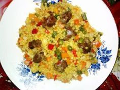 Healthy Recipes, Healthy Food, Grains, Rice, Diet, Healthy Foods, Healthy Eating Recipes, Healthy Eating, Healthy Food Recipes