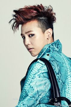 GD ~ Kwon Ji Yong ~ G-Dragon for J. Estina