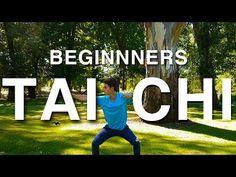 14 Minute Daily Tai Chi Routine - For Beginners Tia Chi For Beginners, Yoga Routine For Beginners, Senior Fitness, Yoga Fitness, Tai Chi Video, Tai Chi Moves, Learn Tai Chi, Tai Chi Exercise, Tai Chi Qigong