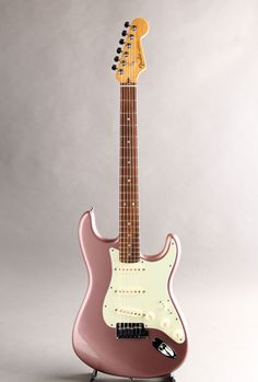 FENDER/USA[フェンダー/ユーエスエー] American Deluxe Stratocaster N3 Alder Burgundy Mist 2013|詳細写真