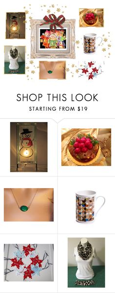 """""""Here we go a Wassailing."""" by cozeequilts ❤ liked on Polyvore"""