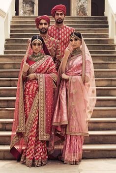 What does that beautiful Sabyasachi Saree Cost? I know I have which is why every time Sabyasachi launches a new collection, I start hunting for Sabyasachi Saree Cost in a frenzy. Indian Bridal Outfits, Indian Bridal Fashion, Sabyasachi Collection, Saree Collection, Bridal Lehenga, Saree Wedding, Wedding Dresses, Bridal Looks, Bridal Style