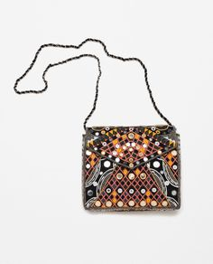 Image 1 of SQUARE BAG from Zara