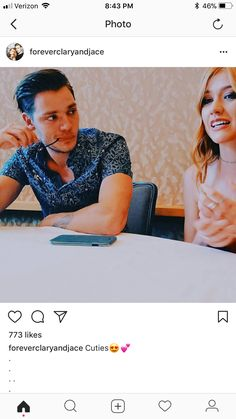the way he looks at her