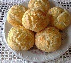 Pão de mandioquinha com batata (sem lactose e sem glúten)