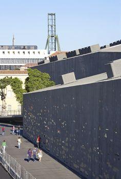 TEA | Espacio de las Artes in Tenerife by Herzog & de Meuron/Arup