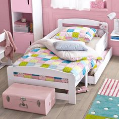 Evolutief bed, 1 persoon, Toudou