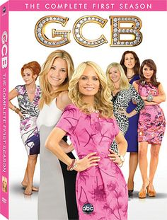 GCB - The New Kristin Chenoweth/Leslie Bibb Primetime Soap Comes to DVD this Summer