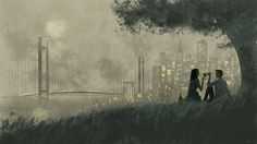 I left my heart in San Francisco - Pascal Campion
