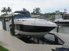 2009 Chaparral Signature Cruiser http://www.caboats.com/used-boats/9165.htm