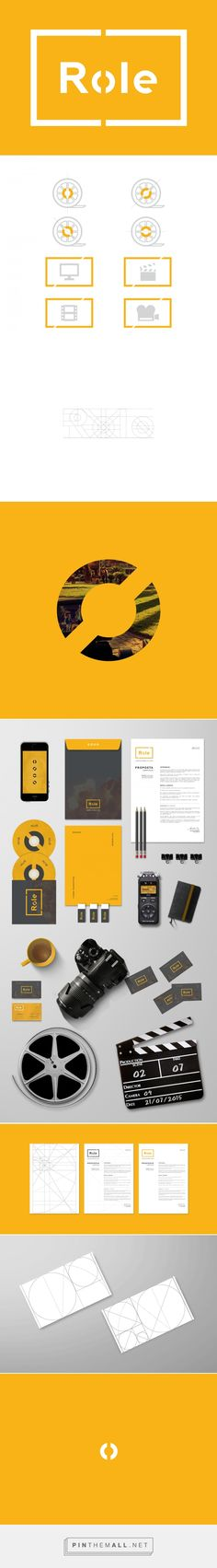 Role | Branding on Behance... - a grouped images picture - Pin Them All