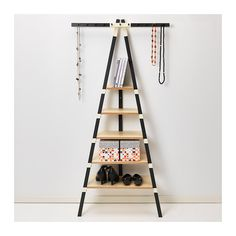 IKEA PS 2014 Wall shelf with 11 knobs IKEA The shelf is perfect in small spaces since it takes up less space.