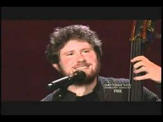 Casey Abrams nails it on upright bass and vocals. Simply amazing!!!!!!!!!!