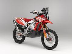 Dakar CRF450