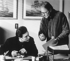 Grosse Point Blank/ John Cusack and director George Armitage