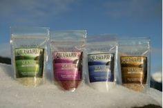 Welcome Alaska Pure Sea Salt!  Truly pure sea salt from Alaskan sea water!  Cooking Light 2013 Taste Test Award Winner ... and pure LOCAL GOODNESS - Alaska!!