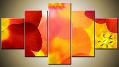 Květy F0110 - Moderní obraz 3D