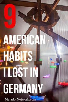 Think you've got Germany figured out? Find out how your habits will change when you decide to move to Germany.