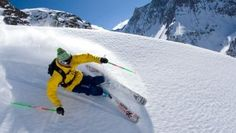 Ski Portillo.  South American skiing in August!