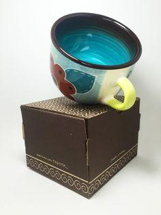 (3) Súper Tazas Artesanales Diseño 600 Ml Tazotas Cerámica Her2 -   149.99  en MercadoLibre a035d733eebdd