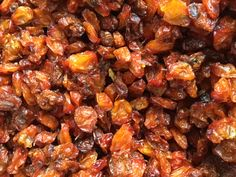 Sweetened dried sea buckthorn berries are great in granola mixes, as well as, yogurt or grain bowls. Grain Bowl, Kung Pao Chicken, Granola, Yogurt, Bowls, Berries, Sea, Fruit, Cooking