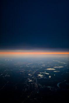 Almost stratosphere.