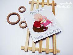 """Aprendiendo con Montessori: Review: """"Ayudando"""" Cuento para niños a partir de 1...  http://aprendiendoconmontessori.blogspot.com.es/2015/10/review-ayudando-cuento-para-ninos.html"""