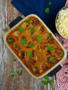 Food And Drink, Pasta, Yummy Food, Cooking, Ethnic Recipes, Chicken Curry, Koti, Kitchens, Food And Drinks