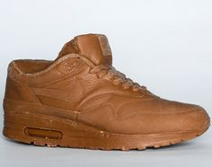 Chocolate Nike Air Max 1 by Joost Goudriaan